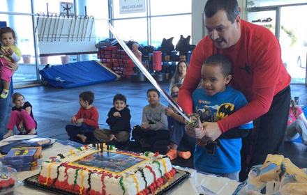 Holding Your Childs Birthday Party At Webers Martial Arts Is A Great Way To Save Time Energy Money Stress AND Child Will Have The Of Their